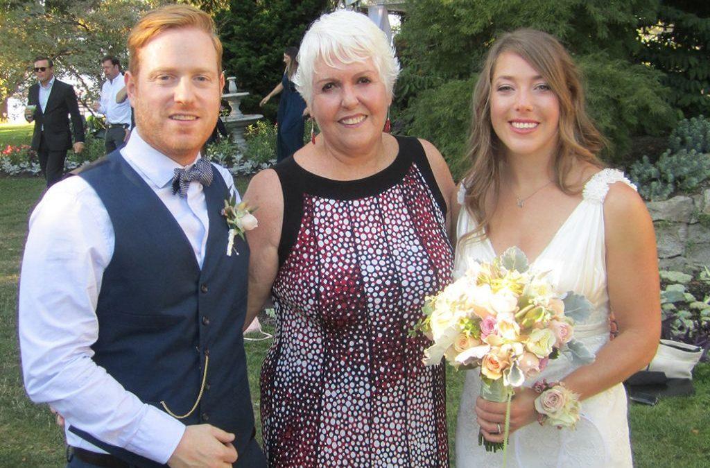 Steve and Caz, Wedding at Brock House